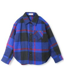 branshes/シャギー先染めチェックシャツ/501359882