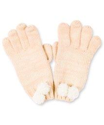 branshes/ボアボンテン付き手袋/501359900