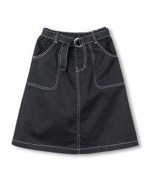 RADCHAP/ウエストベルトツイルスカート/501359910