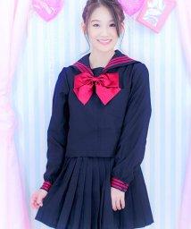 Dita/costume【コスチューム】 リボンセーラー 3点セット(ブラウス、スカート、スカーフ )/501368080