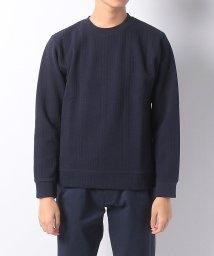 Alpine DESIGN/アルパインデザイン/メンズ/キルトジャガードシャツ/501369051