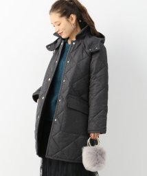 Spick & Span/【Traditional Weatherwear】キルティングフードコクーンコ/501369564