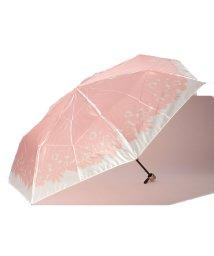 LANVIN en Bleu(umbrella)/LV-B 婦人ミニNサテンプリント花/501255000