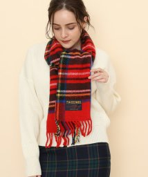 Adam et Rope Le Magasin/【TWEEDMILL】チェックストール/501272413