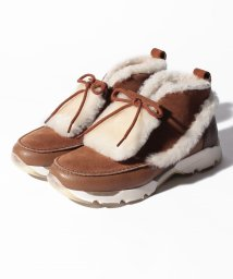 SHIPS MEN/【SHIPS JET BLUE】CARVEN:SHEARLING FUE SHOES/501314311