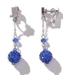 LANVIN en Bleu(JEWELRY)/プチソワレ パヴェパールイヤリング/501359850