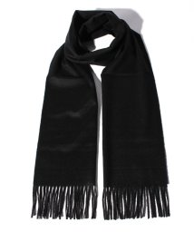 Johnstons/【Johnstons】New Size Plain Scarf/501365016