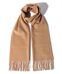 Johnstons/【Johnstons】New Size Plain Scarf/501365017