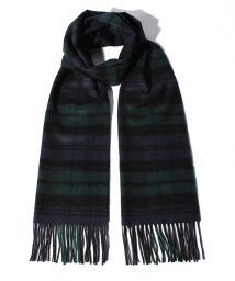 Johnstons/【Johnstons】New SizeTartan Scarf/501365021