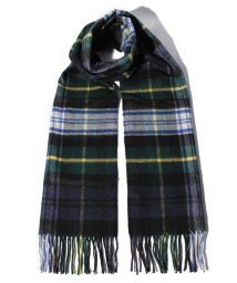 Johnstons/【Johnstons】New SizeTartan Scarf/501365022