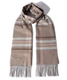 Johnstons/【Johnstons】New SizeTartan Scarf/501365026