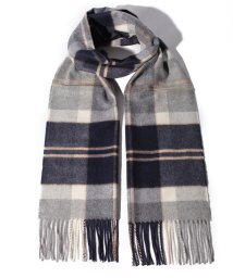 Johnstons/【Johnstons】New SizeTartan Scarf/501365027