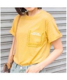 MODE ROBE/ポケットフリルTシャツ /501368877