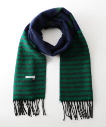 TO BE CHIC/【WEB・店舗限定】【Tricolore】ボーダーマフラー/501369988