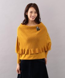 TO BE CHIC/★★【WEB・店舗限定】【Tricolore】レイヤーニット/501369993