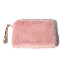 SHIPS WOMEN/【khaju】HELEN MOORE:FAKE FUR CLUTCH/501314734