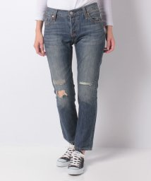 SHIPS WOMEN/【khaju】LEVIS:501CT BLUE ILLUSION/501314748