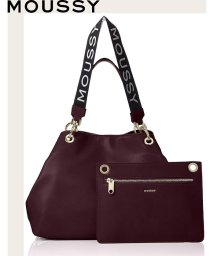 MOUSSY/【MOUSSY】【MOUSSY】STRAP POINT TOTE/501333446
