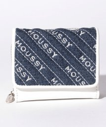 MOUSSY(BAG)/【MOUSSY】【MOUSSY】QUILTING WALLET MINI WALLET/501333453