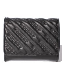 MOUSSY/【MOUSSY】【MOUSSY】QUILTING WALLET MINI FLAP WALLET/501333454