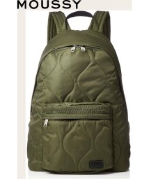 MOUSSY(BAG)/【MOUSSY】【MOUSSY】NYLON QUILTING BACKPACK/501333456