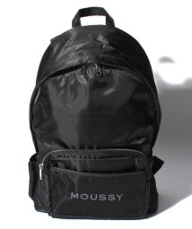 MOUSSY/【MOUSSY】【MOUSSY】LOGO NYLON RYUCK/501333458