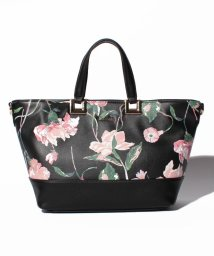 rienda(BAG)/【rienda】【rienda】OLD ROSE FLOWER PRINT TOTE S/501333463