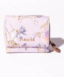 rienda/【rienda】【rienda】OLD ROSE FLOWER PRINT MINI WALLET/501333467