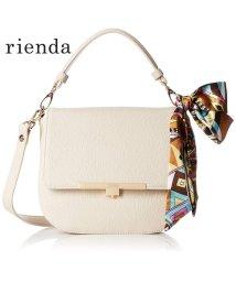 rienda/【rienda】【rienda】BASIC SHRINK ROUND SHOLDER/501333471