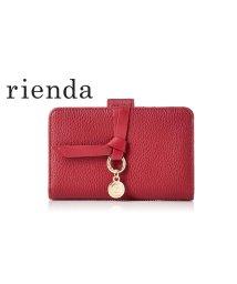 rienda/【rienda】【rienda】BASIC SHRINK CHARM MINI ROUND WALLET/501333474