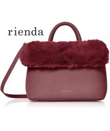 rienda/【rienda】【rienda】ECO FUR 8WAY BAG/501333479