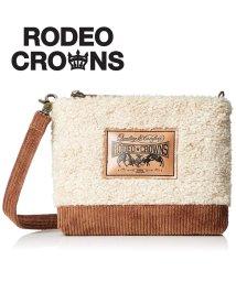 RODEO CROWNS/【RODEO CROWNS】【RODEOCROWNS】BOA POCHETTE/501333483