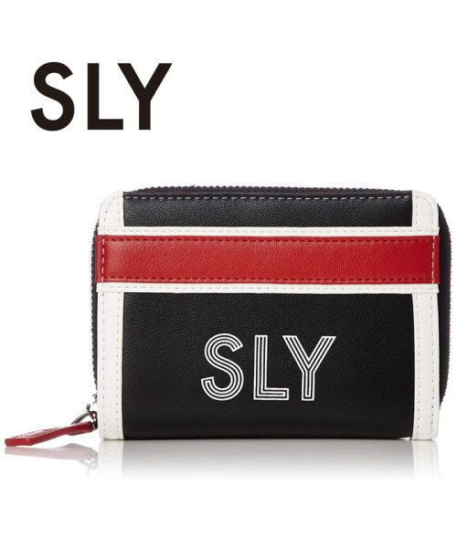 SLY(BAG)(スライ(バッグ))/【SLY】【SLY】SPORTS MIX MINI WALLET/S09200004