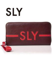 SLY(BAG)/【SLY】【SLY】LOGO WALLET ROUND WALLET/501333494
