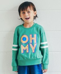 green label relaxing (Kids)/OHMY プルオーバー ロングスリーブ/501355078