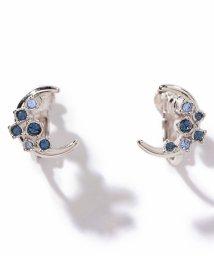 LANVIN en Bleu(JEWELRY)/セサンパ 月モチーフイヤリング/501359856