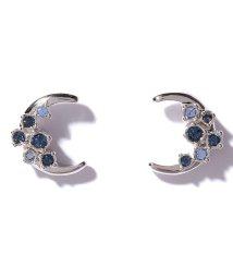LANVIN en Bleu(JEWELRY)/セサンパ 月モチーフピアス/501359866