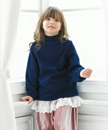Little Princess/子供服 AILES 011 ハイネックプルオーバー(100~160)/501370772