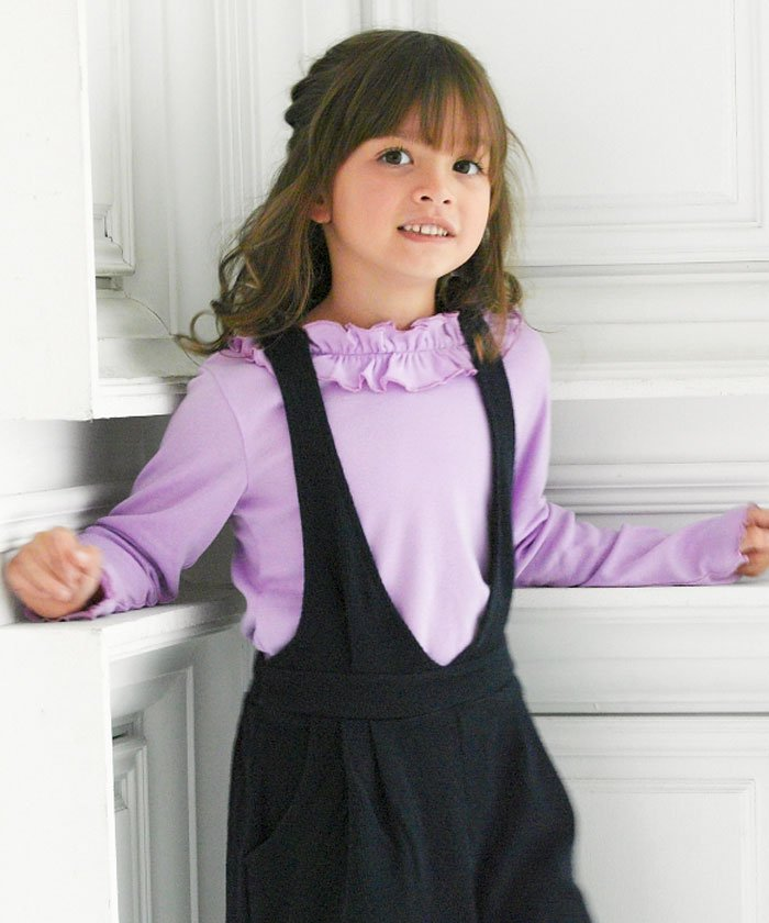 子供服 AILES 012 フリルトップス(100�