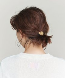 BEAUTY&YOUTH UNITED ARROWS/BY アンティークモチーフハートヘアゴム/501372937