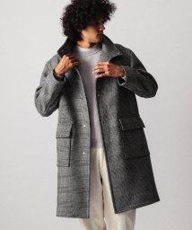 BEAUTY&YOUTH UNITED ARROWS/【WEB限定】 by メルトン スタンド ロングコート/501373911