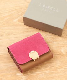 LOWELL Things/配色二つ折り財布【予約】/501374121