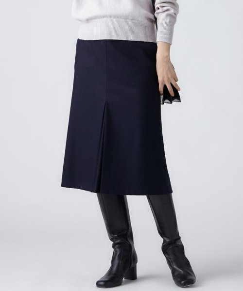 NIJYUSANKU(23区)/【一部店舗限定】ミルドウールフランネル スカート/SKWOYW0512