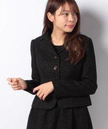ELISA/【セットアップ対応商品】ラメツィードジャケット/501007843