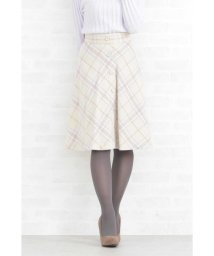 PROPORTION BODY DRESSING/◆シャギータータンフロント釦フレアースカート/501229980