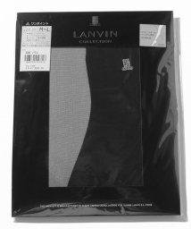 LANVIN Collection(Socks)/パンティストッキング(ワンポイント柄)/501293127