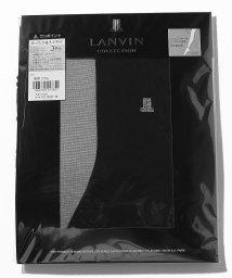 LANVIN Collection(Socks)/パンティストッキング(ワンポイント柄)/501293882