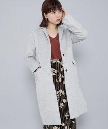 URBAN RESEARCH/【SENSEOFPLACE】シャギーチェスターコート/501325323