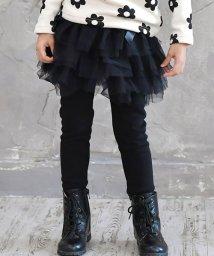 子供服Bee/4種類から選べる★レギンス付きスカート【裏起毛】/501351898