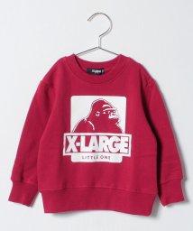XLARGE KIDS/OG裏起毛トレーナー/501364807